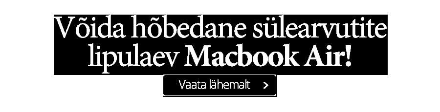 MacBook Airi kampaania